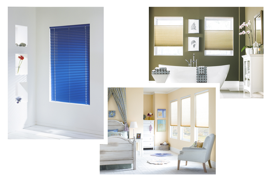 Custom Window Blinds & Custom Closets