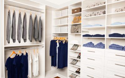 6 Ways to Organize your Closet