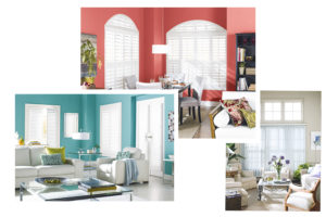 sunburst shutters walk in closet