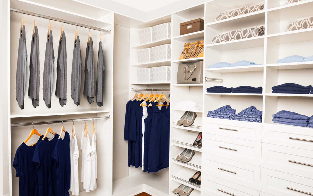6 Ways to Organize your Closet