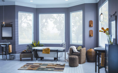 Treat Your Window With Shutters to Create an Open Feeling